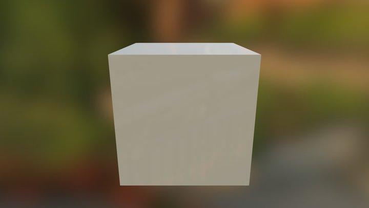 Cubic 3D Model