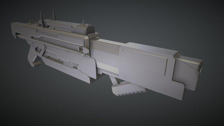 Mod-01 Transformation 3D Model