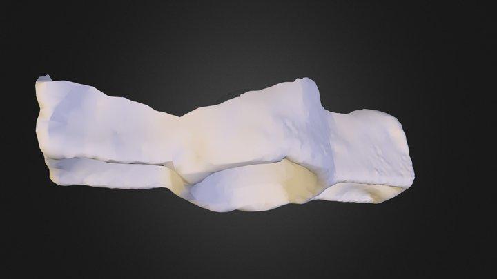 Pozo caminero  3D Model