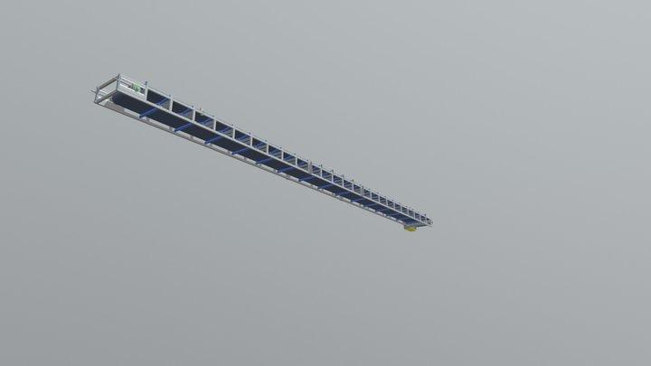 PTAS-02-00 00 Przenośnik Taśmowy PT2 3D Model