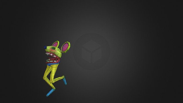 MOUS Epants 3D Model
