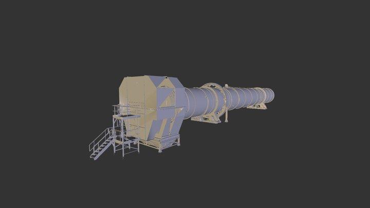 Biodrum_01 3D Model