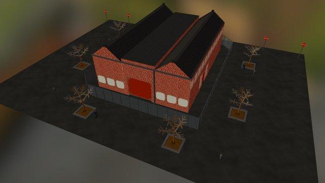 Eksamen 2015 - Environment 3D Model