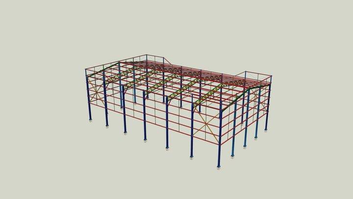 PCM016 - BERAM 3D Model