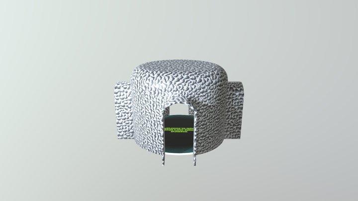 30 Days Auto Return Sandbox 3D Model