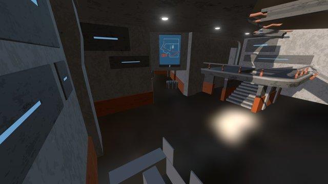 Level 3D Model