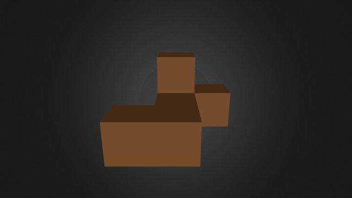 Brown 3D Model