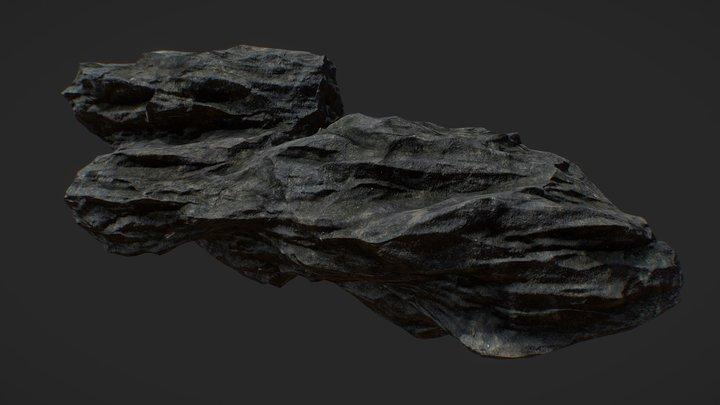 Cliff trainee 3D Model