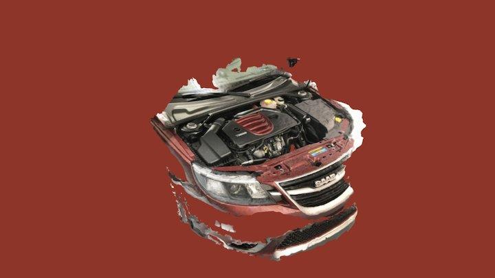Saab Turbo Edition 3D Model