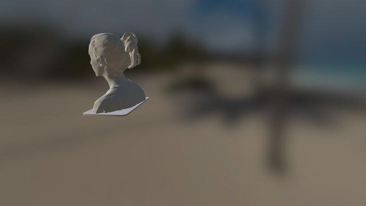 Meshlissa 3D Model