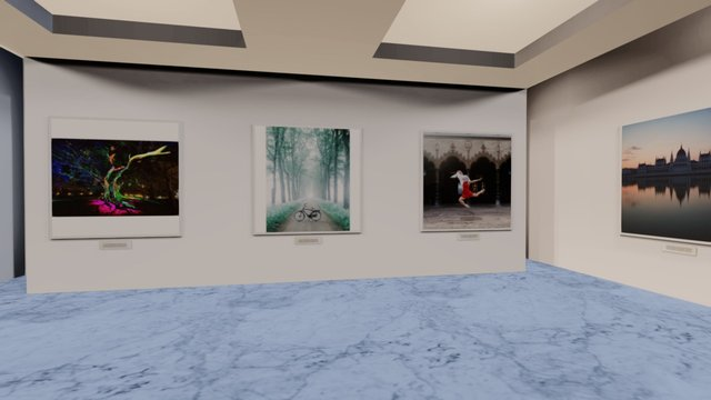 Instamuseum for @mashable 3D Model