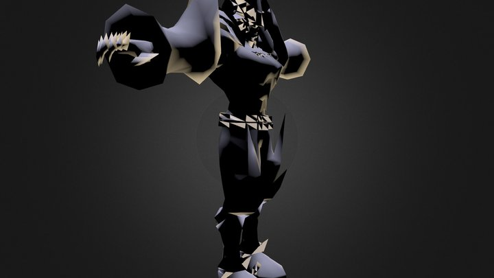 No Heartout 3D Model