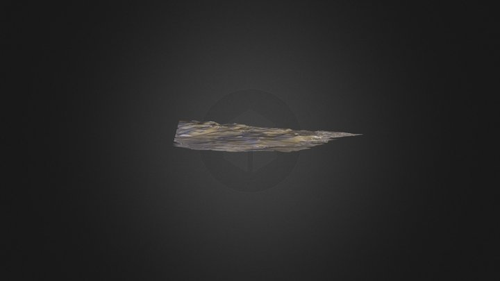 North East of Wray (ultra high Dense Cloud) 3D Model