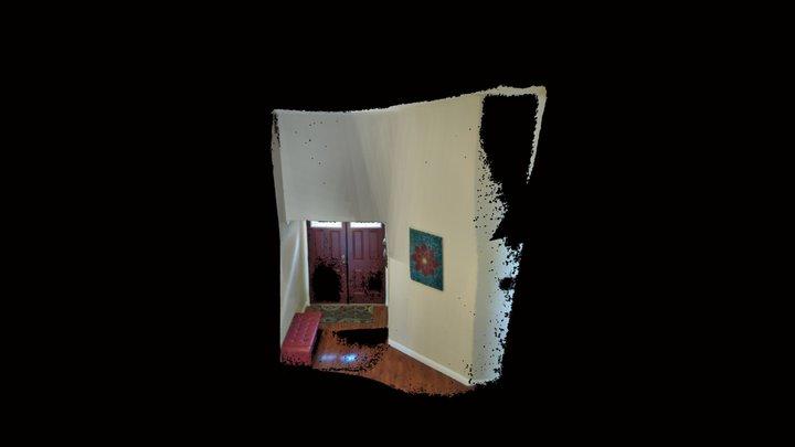 Sample Scene 3D Model