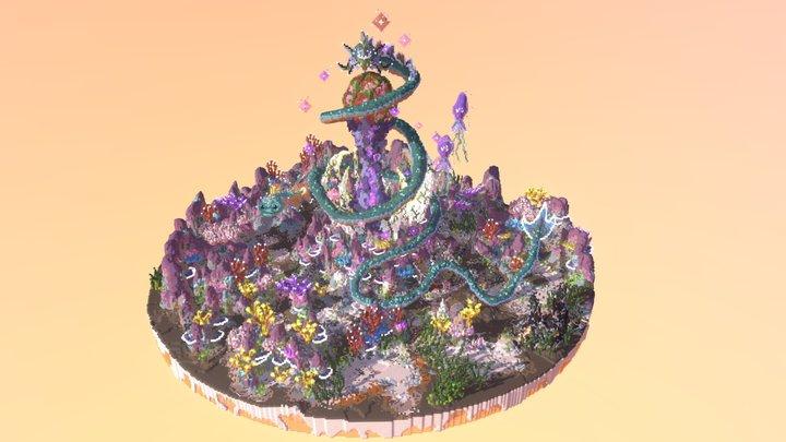 Polypo 3D Model