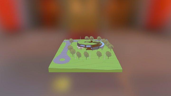 PC TEST 3D Model