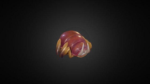Sabre Crab from Skullstone 3D Model