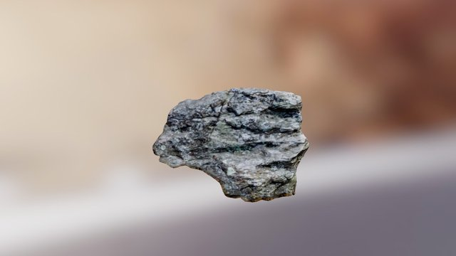 Mountain Rock (Agisoft Photoscan) 3D Model