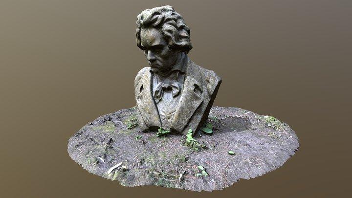 Beethoven 3D Model