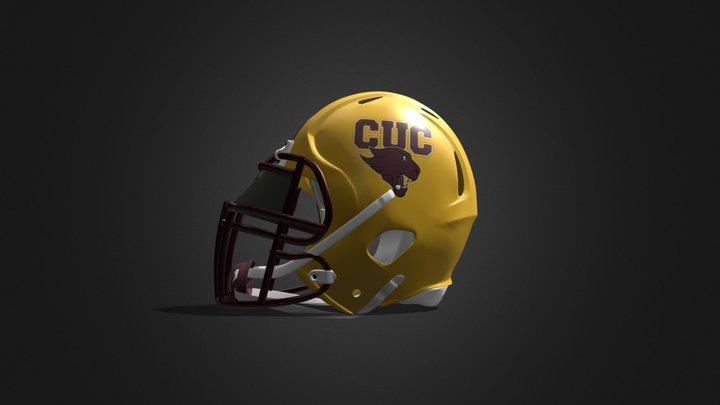 CUC Helmet 3D Model