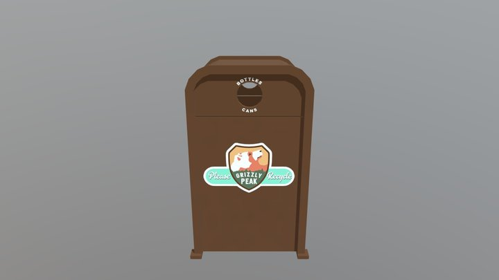 Grizzly Peak Recycle Bin