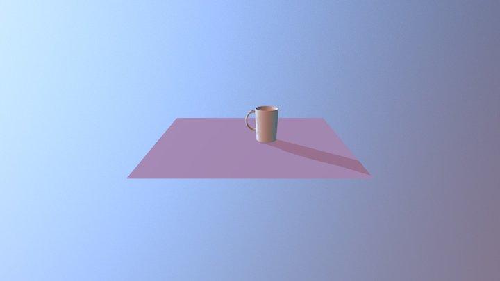 Archive Tea 3D Model