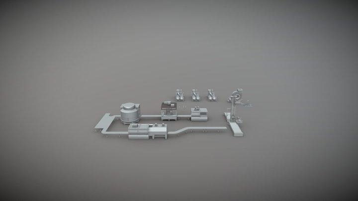 Line_test_1 3D Model