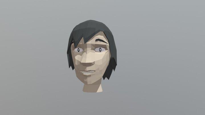 Head (may be Aladin XD) 3D Model