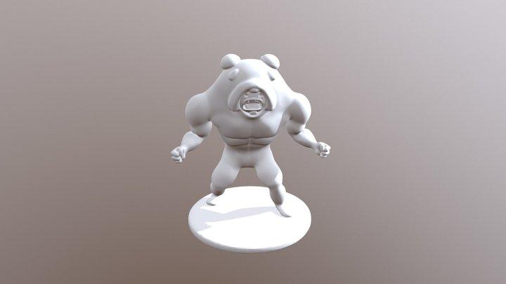 Finn Jake Suit 3D Model