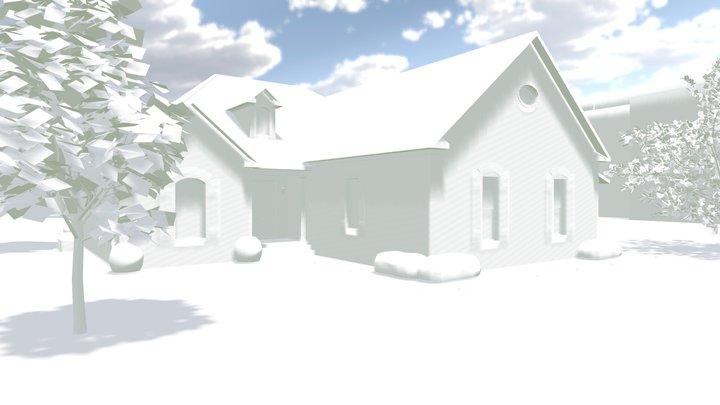 Dominion Farms 3D Model