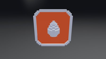 Twitter 3D Model