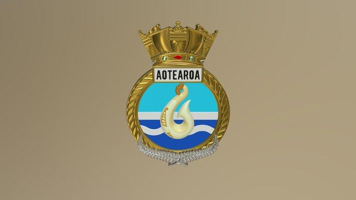 HMNZS Aotearoa 3D Model