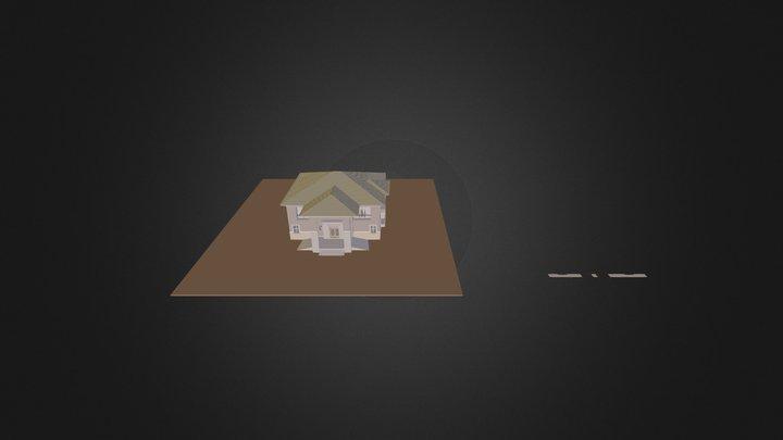 Asokoro Redev 3D Model
