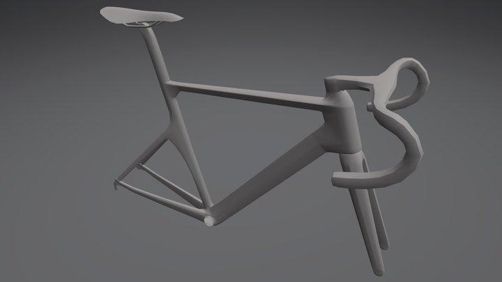 Canyon Aeroad 3D Model