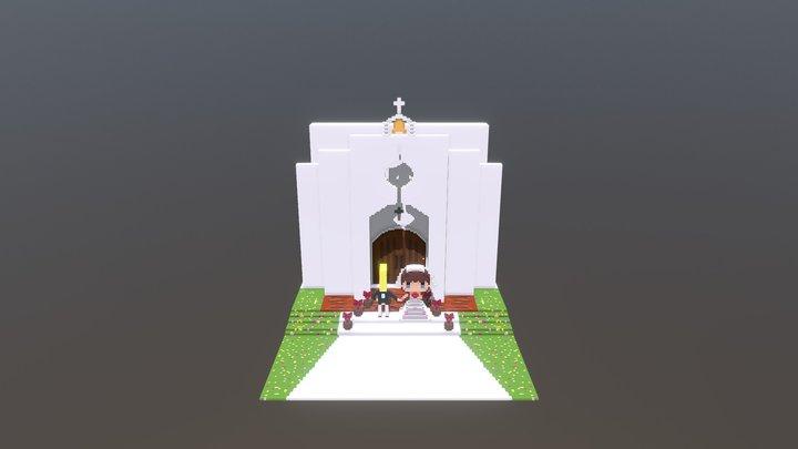 Sakuma Mayu's Wedding 3D Model