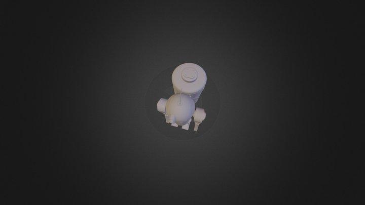 Bertie 3D Model