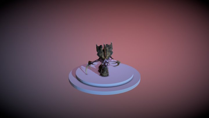 Hydralisk Relax 3D Model