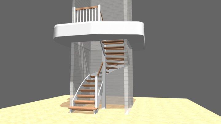 048 3D Model
