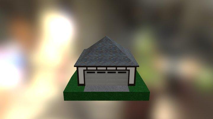 Whitefish_Bay_Garage 3D Model