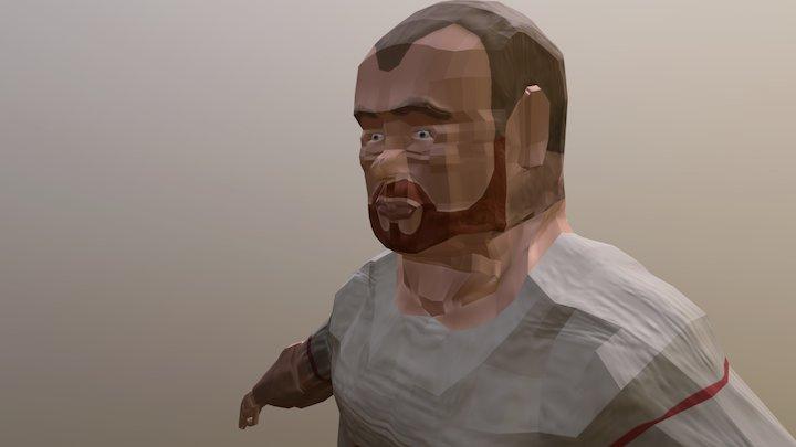 Humanme 3D Model