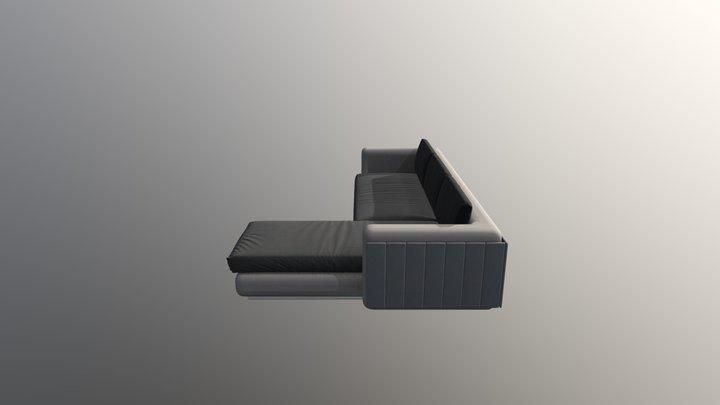 sofa_2 3D Model