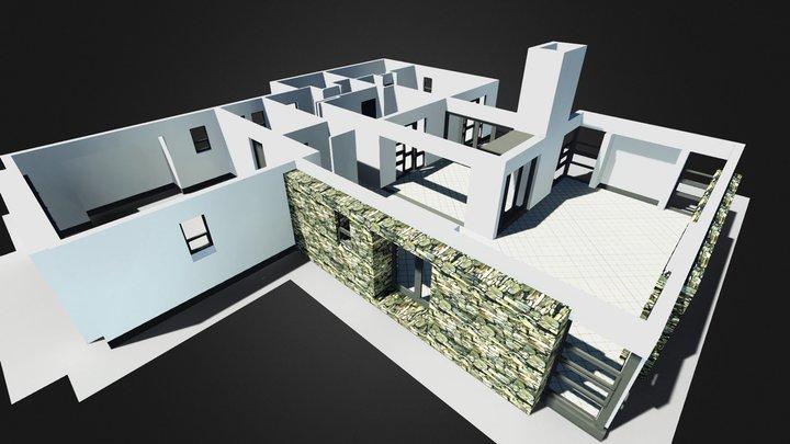 House Multi Sub_05 3D Model