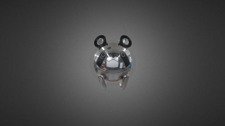 Metal Upa 3D Model