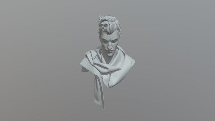 Hades 3D Model