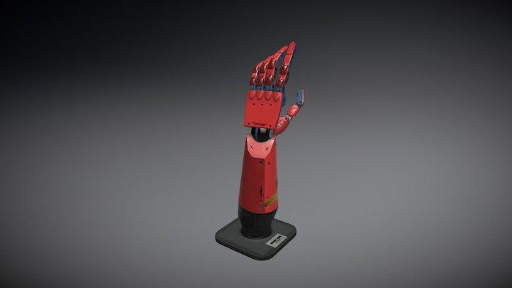 Bionic arm 3D Model