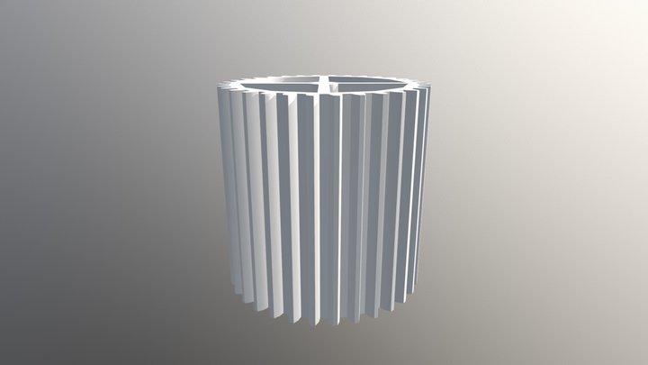 Midia Biologica 3D Model