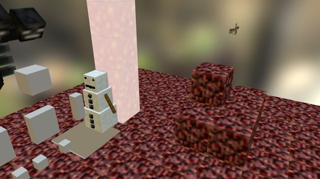 The Nether 3D Model