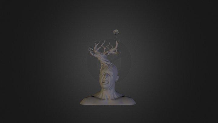 Tree Head 3D Model