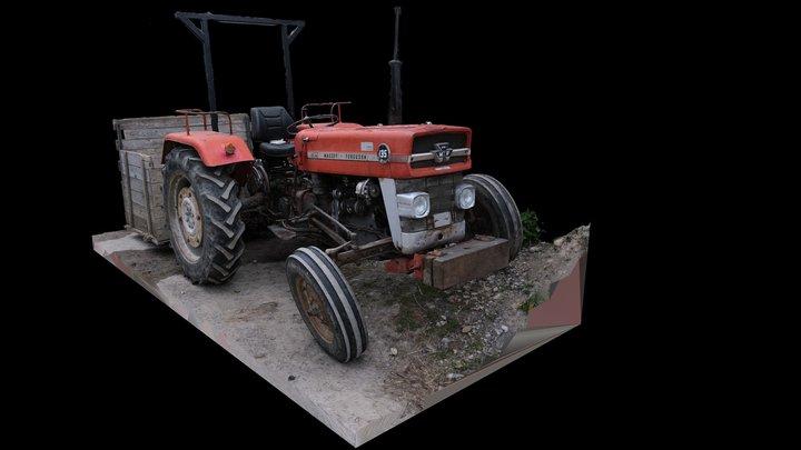 Massey Ferguson 135 3D Model