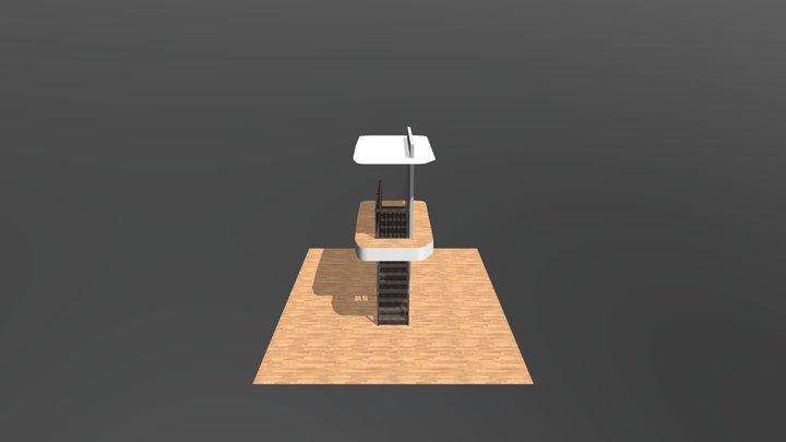 110920 3D Model
